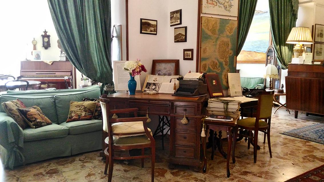 Hotel villa augustus lipari isole eolie - Filodiffusione casa wireless ...